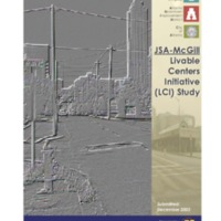 Jones/Simpson/Alexander (JSA) - McGill Livable Centers Initiative (LCI) Study (2003)
