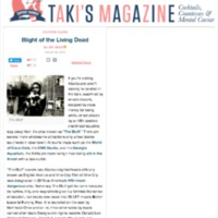 Blight of the Living Dead - Taki's Magazine.pdf