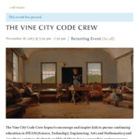 The Vine City Code Crew