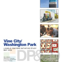Vine City/Washington Park LCI Study (2009)