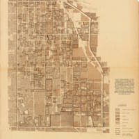 Nash-Bans Urban Redevelopment Area (1960s): Land Use