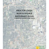 Proctor Creek North Avenue Watershed Basin
